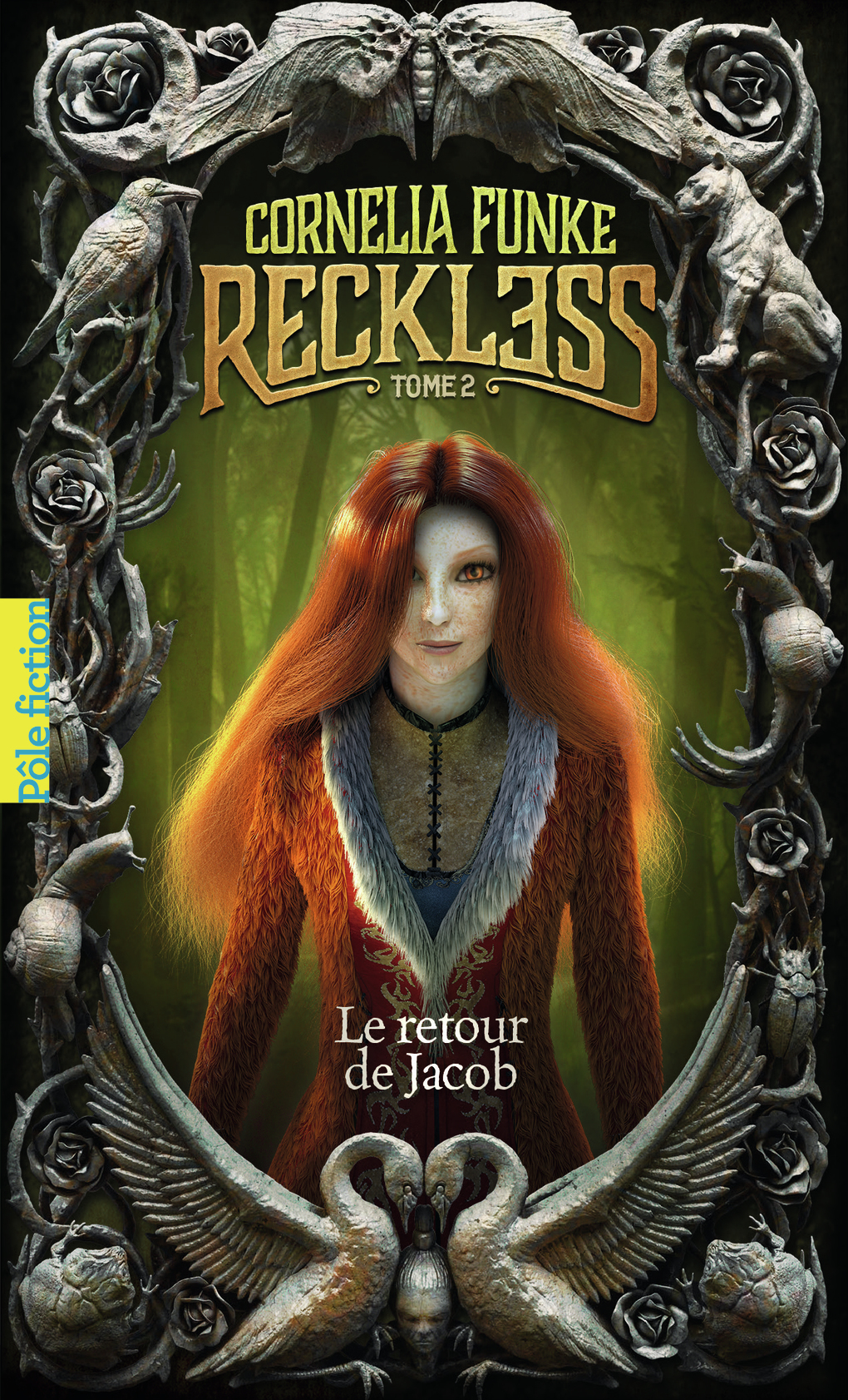 Reckless (Tome 2) - Le reto...