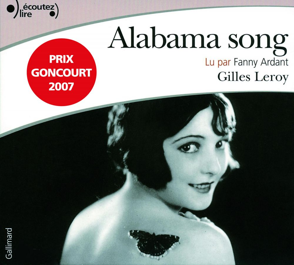 Alabama song | Leroy, Gilles (1958-....). Auteur