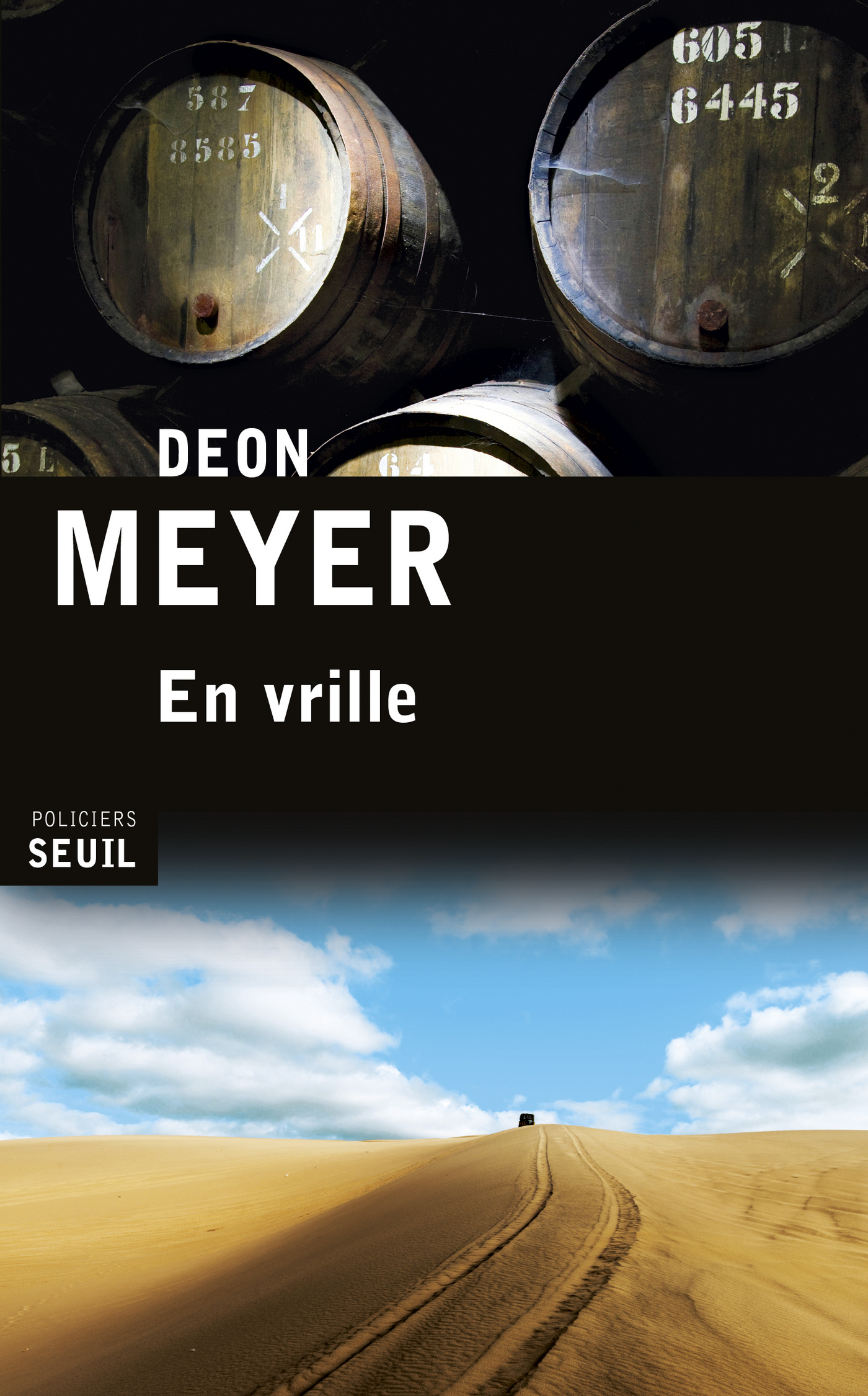 En vrille | Meyer, Deon