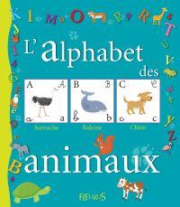 Image de couverture (L'alphabet des animaux)