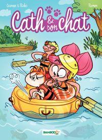Cath et son chat | Richez, Hervé. Auteur