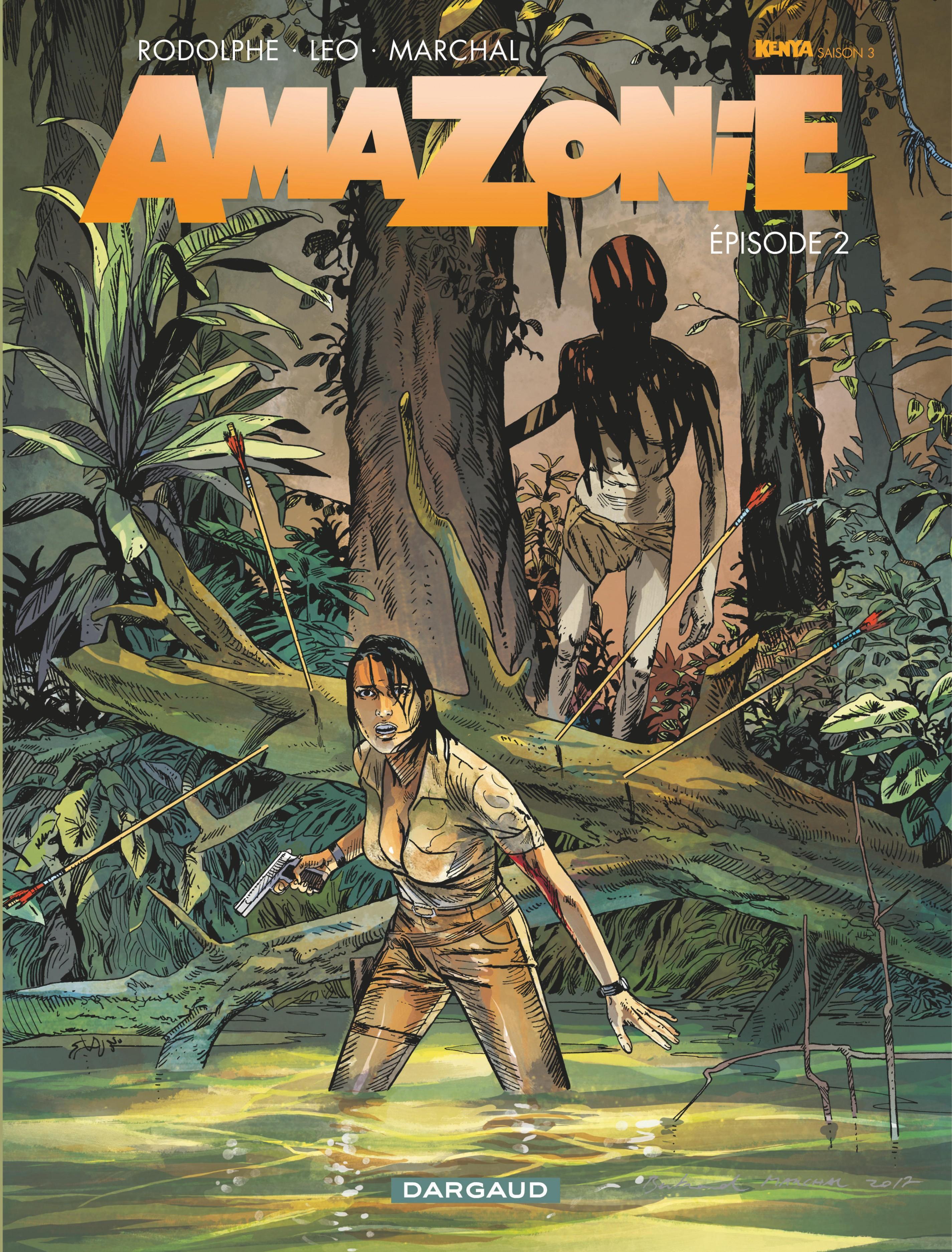 Amazonie - Tome 2