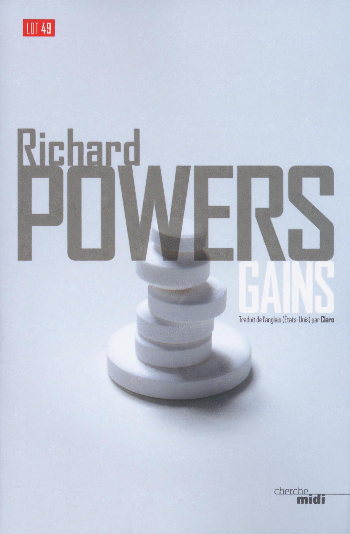 Gains | POWERS, Richard