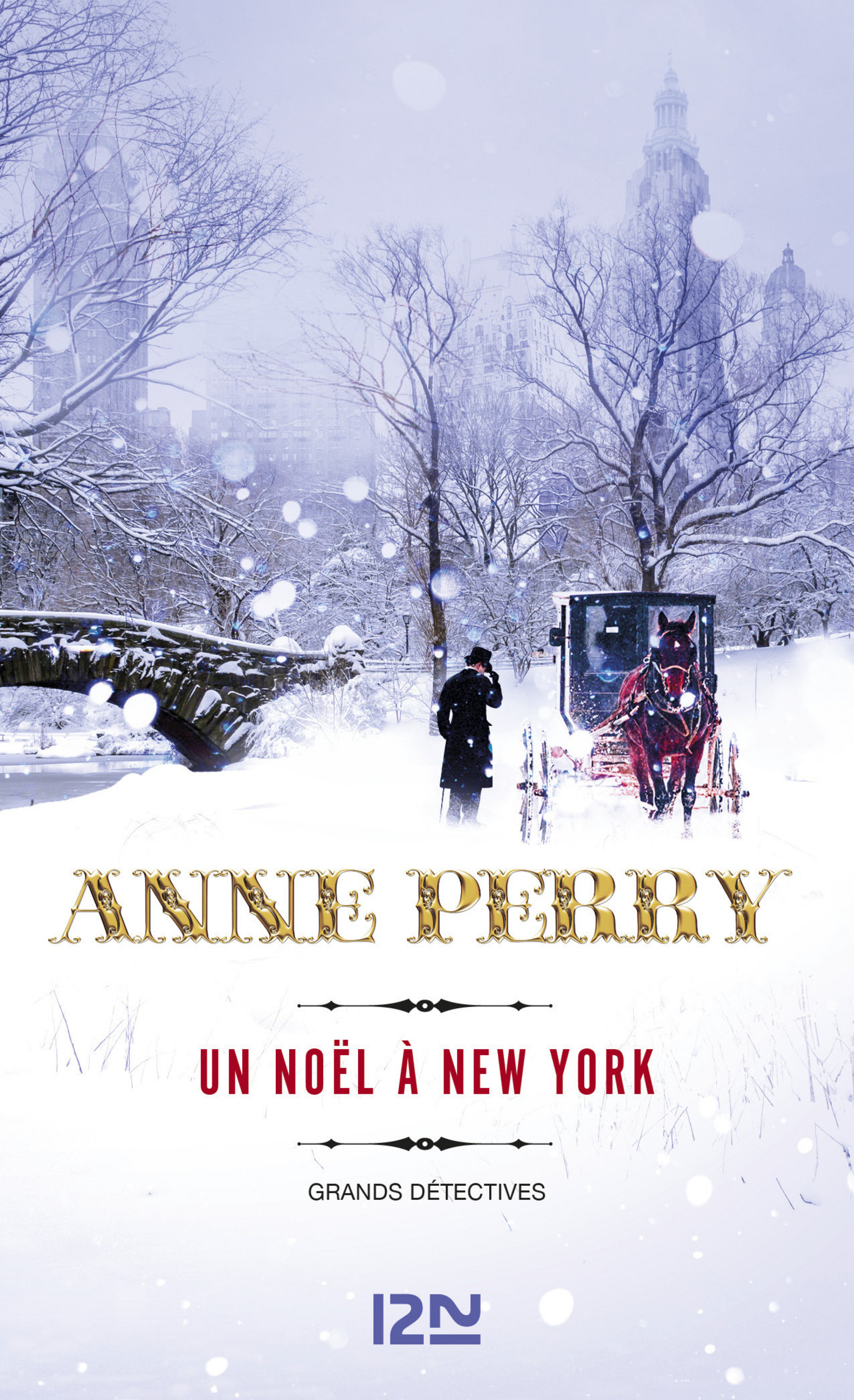 Un Noël à New York | PERRY, Anne