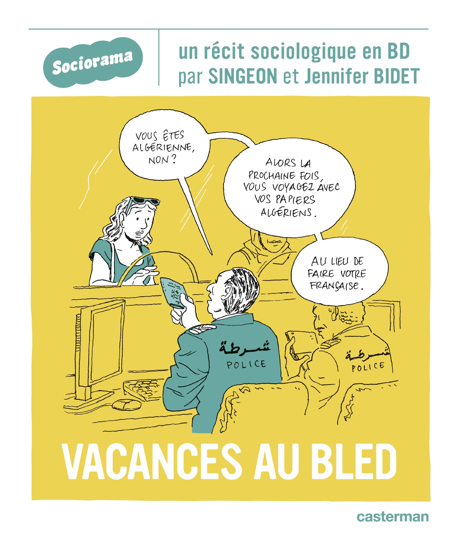 Sociorama - Vacances au bled | Singeon,