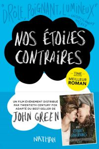 Nos étoiles contraires | Green, John (1977-....). Auteur