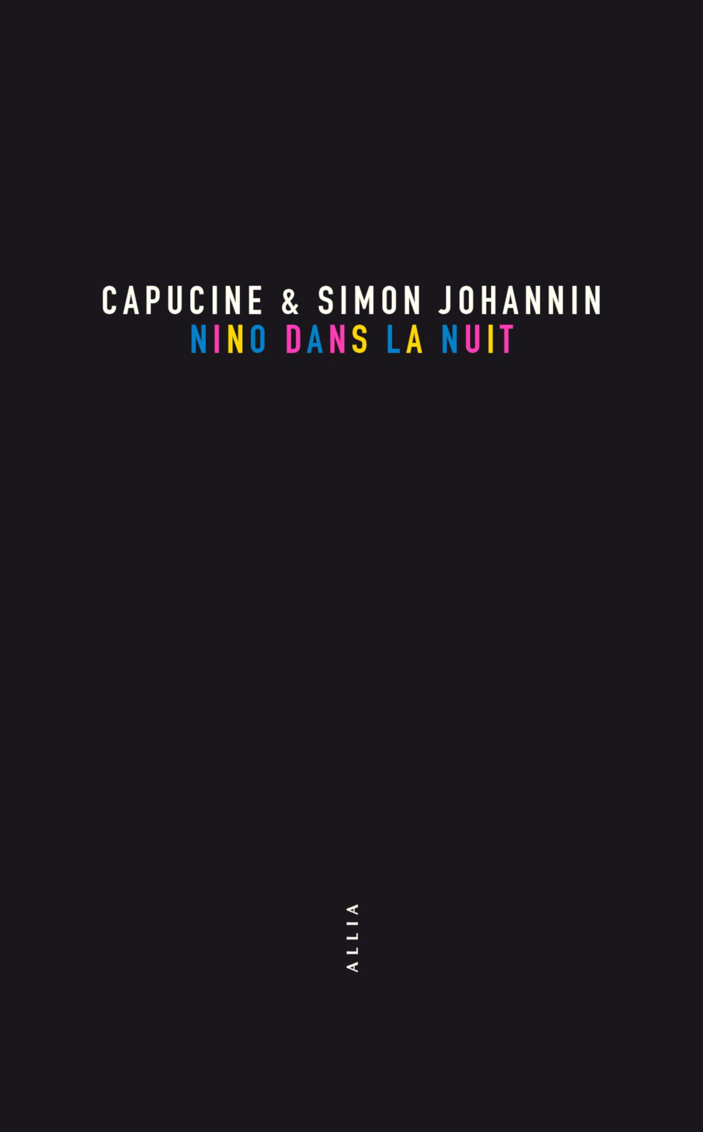 Nino dans la nuit   JOHANNIN, Simon