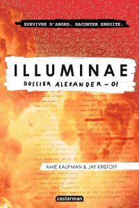 Image de couverture (Illuminae (Tome 1) - Dossier Alexander -01)