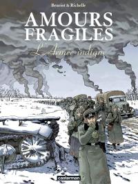 Amours fragiles (Tome 6)  - L'Armée indigne
