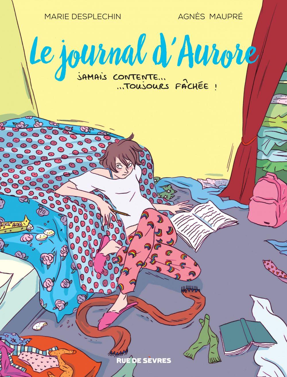 Le journal d'Aurore | Desplechin, Marie (1959-....). Auteur