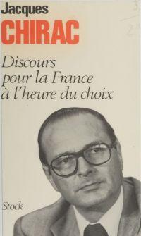 Discours pour la France à l...