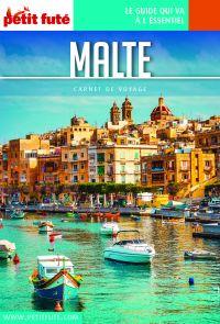 MALTE 2019 Carnet Petit Futé