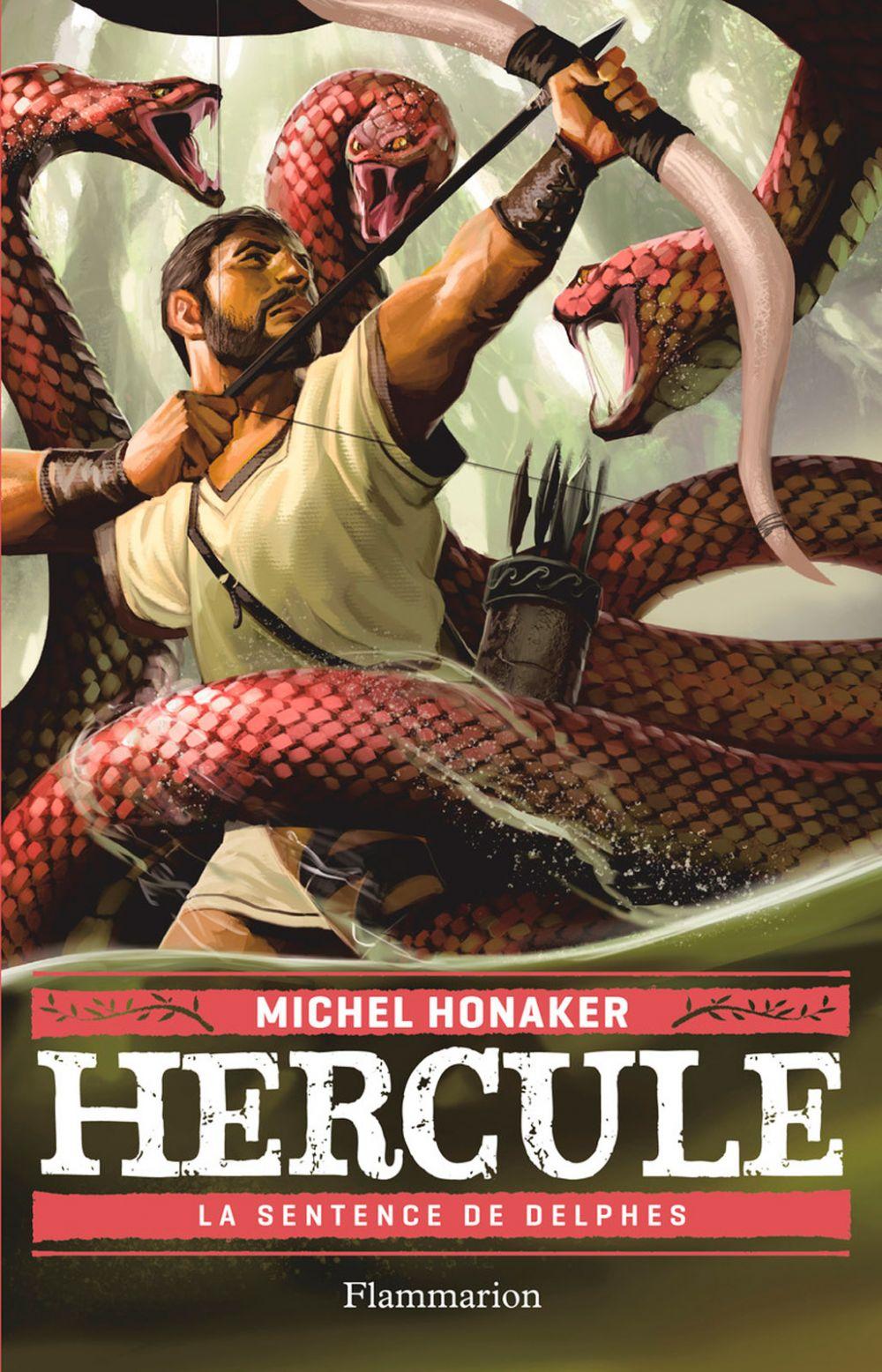 Hercule (Tome 2) - La Sentence de Delphes