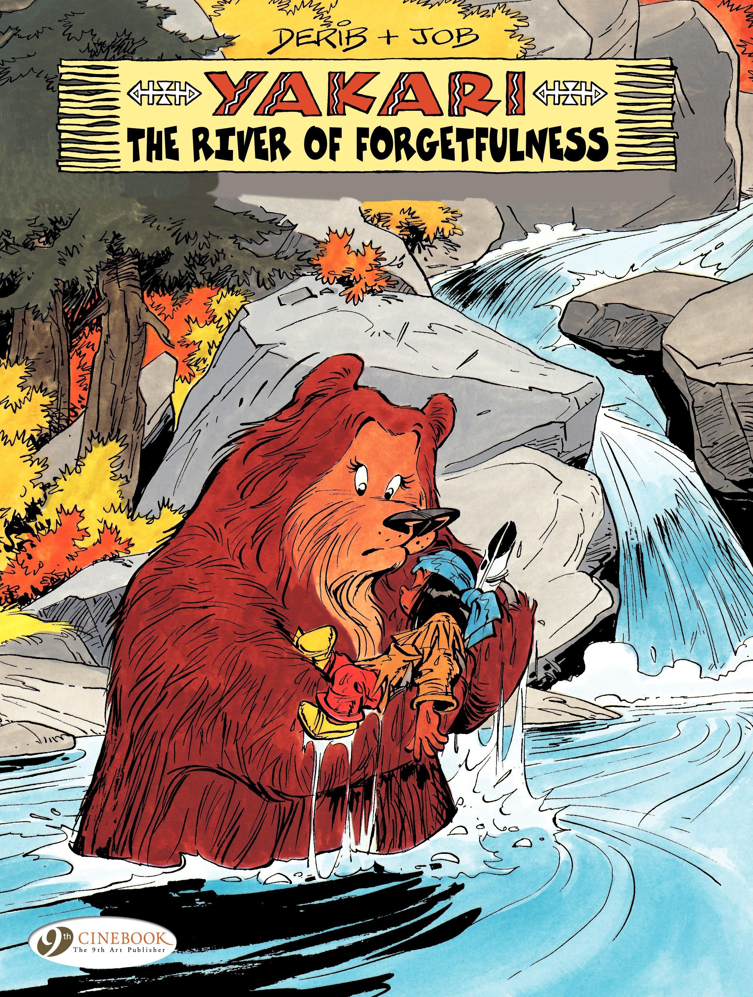 Yakari - Volume 10 - The river of forgetfulness
