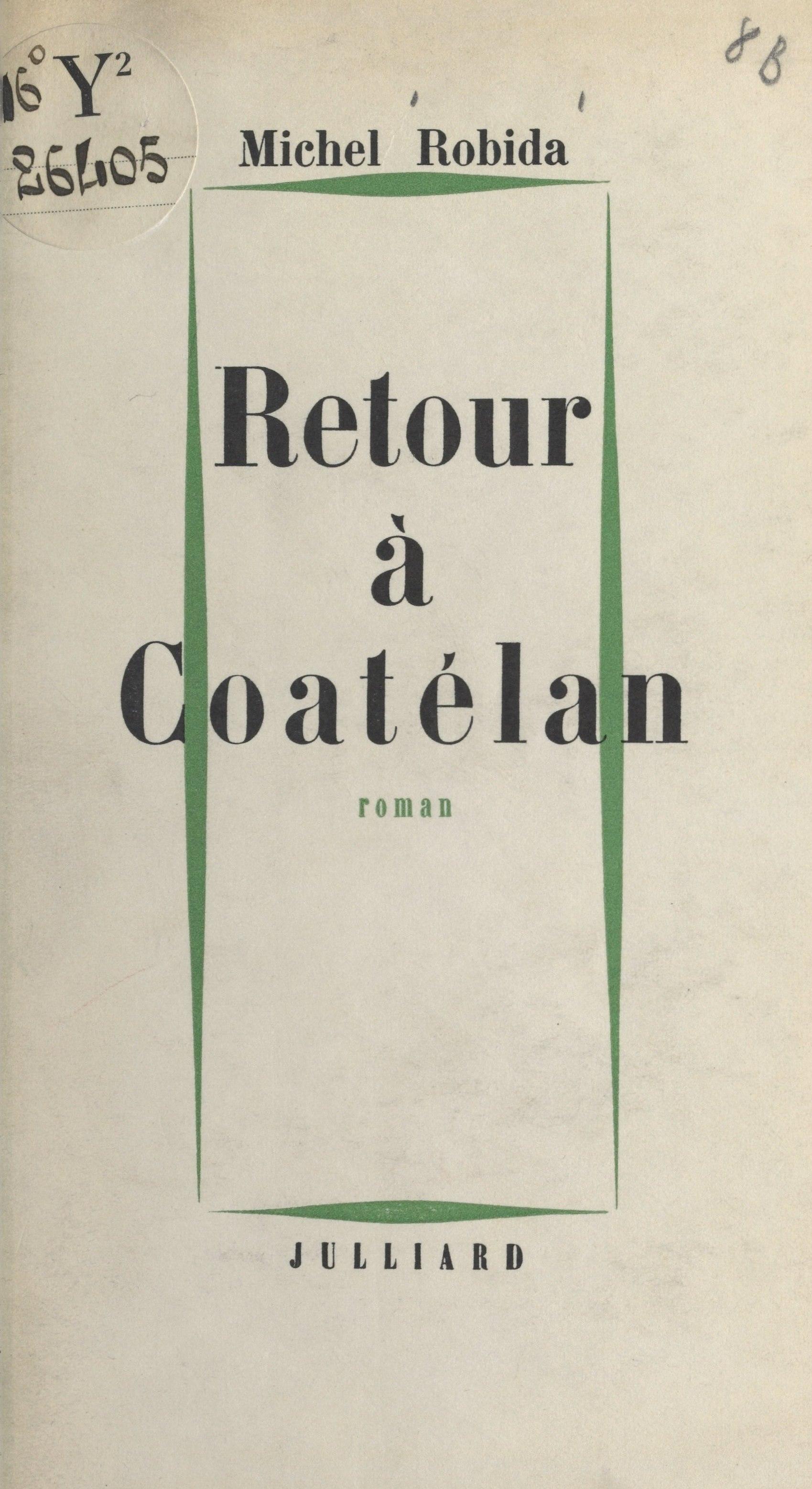 Retour à Coatélan