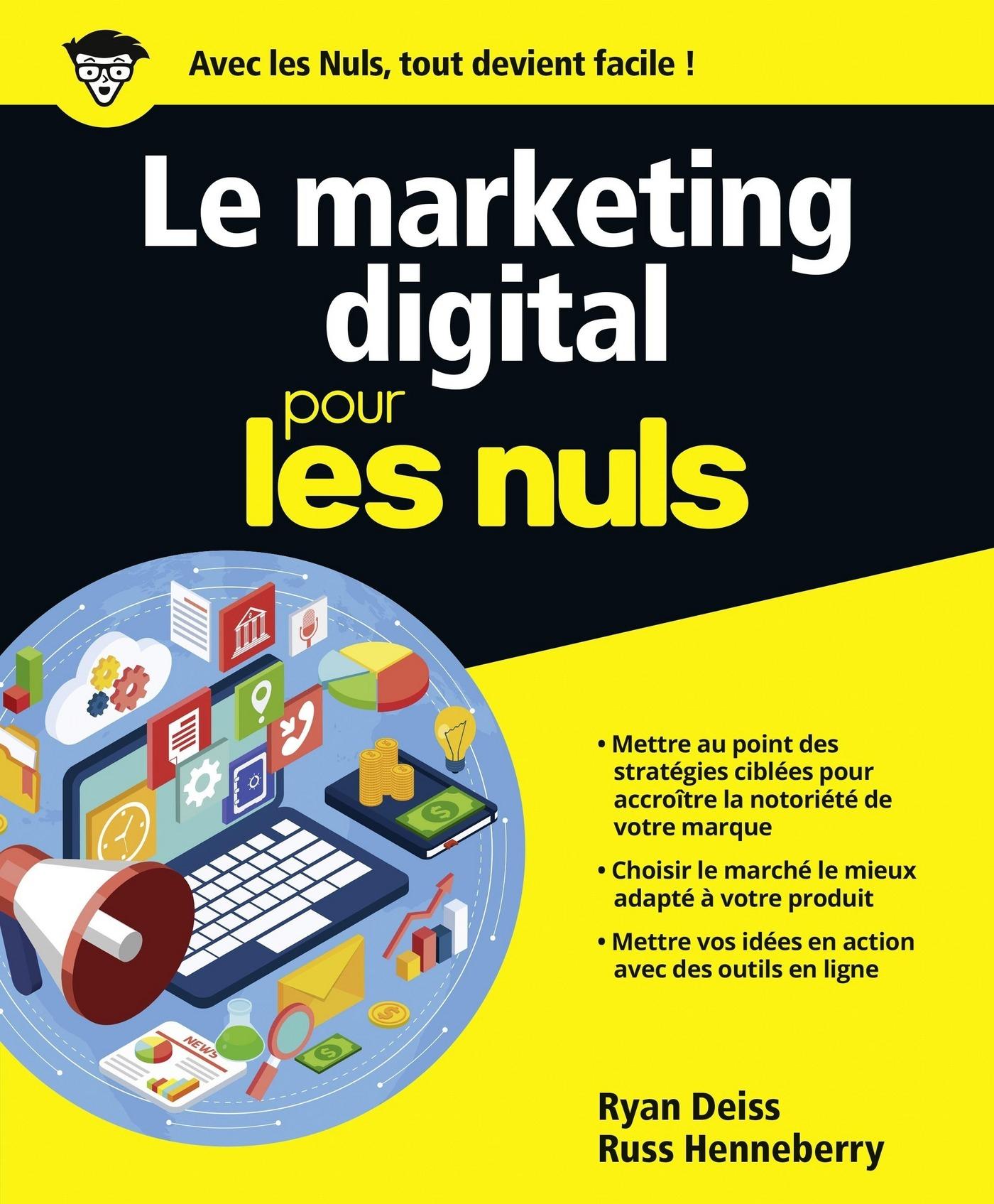 Marketing digital Pour les Nuls