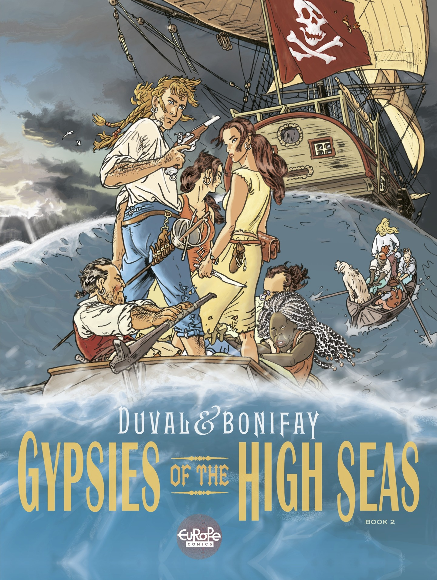 Gypsies of the High Seas - ...