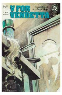 V pour Vendetta - Chapitre 6