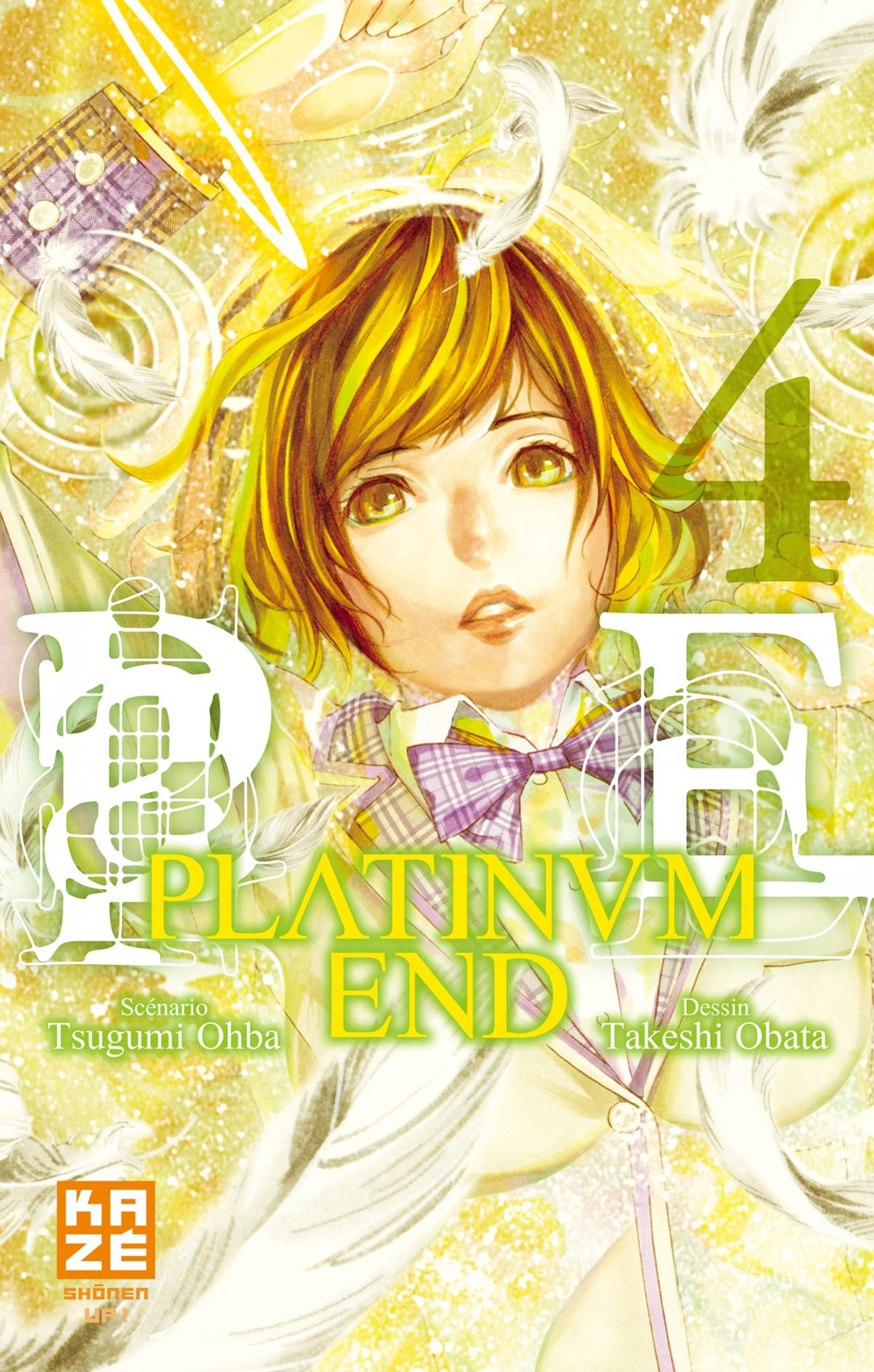 Platinum End - Tome 4