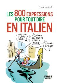 Image de couverture (800 expressions pour tout dire en italien)