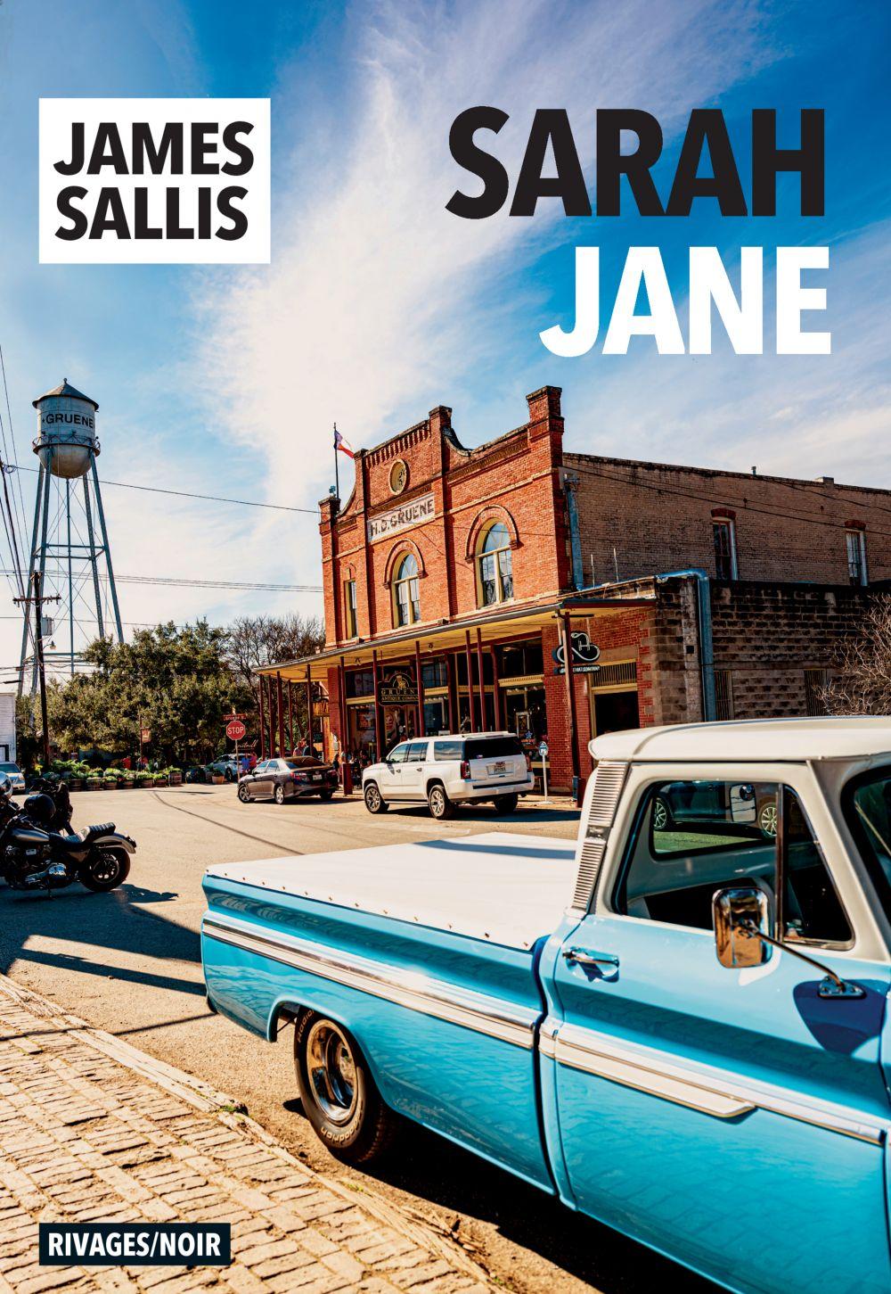 Sarah Jane   Sallis, James. Auteur