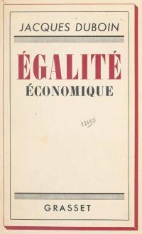Égalité économique