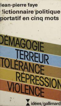 Dictionnaire politique port...