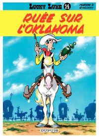 Lucky Luke. Volume 14, Ruée sur l'Oklahoma