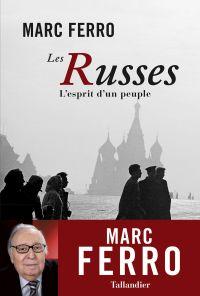 Image de couverture (Les Russes : l'esprit d'un peuple)