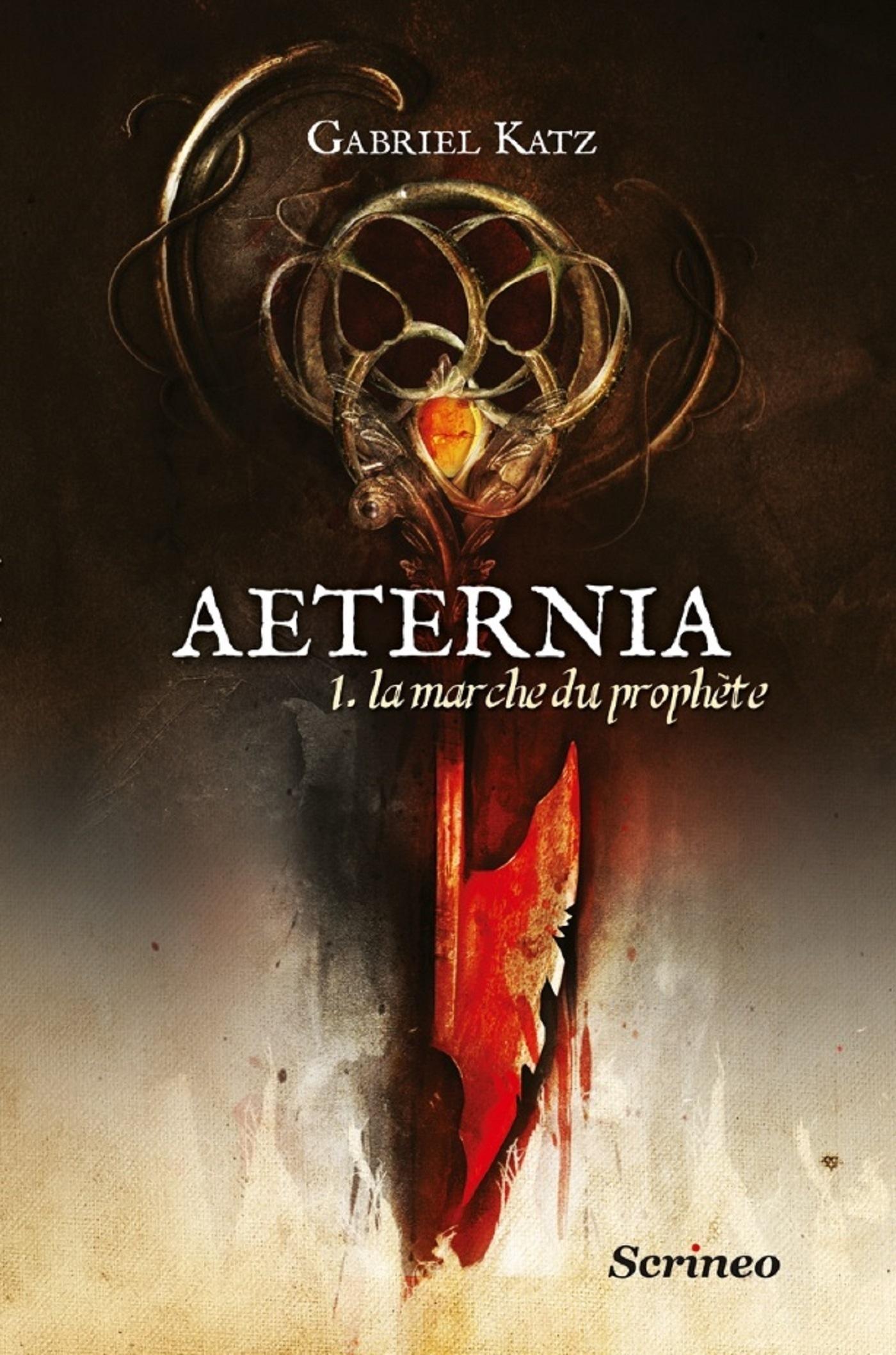 Aeternia - tome 01 - La marche du proph?te