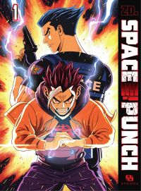 Space Punch - Tome 1
