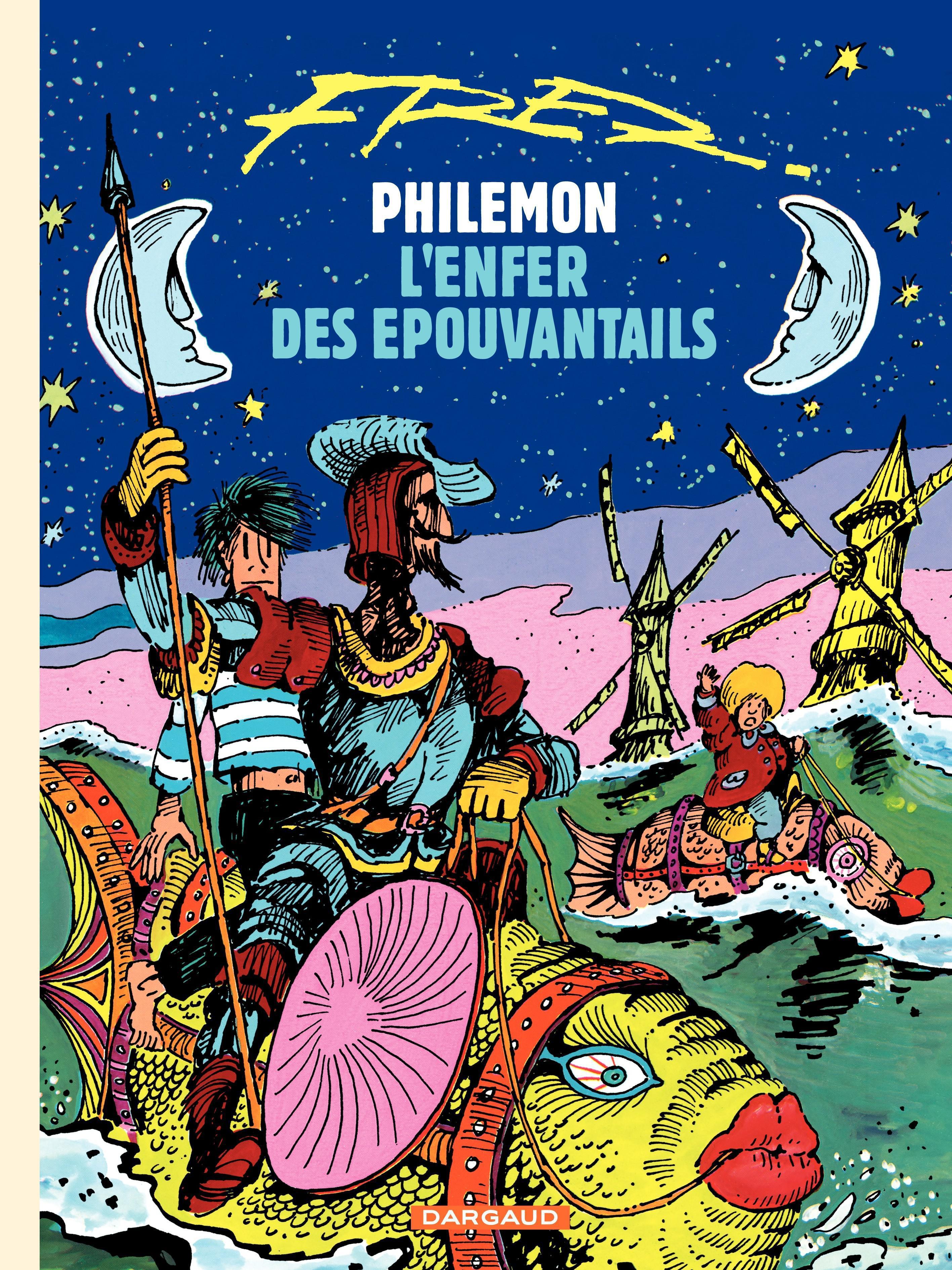 Philémon - tome 14 - L'enfer des épouvantails