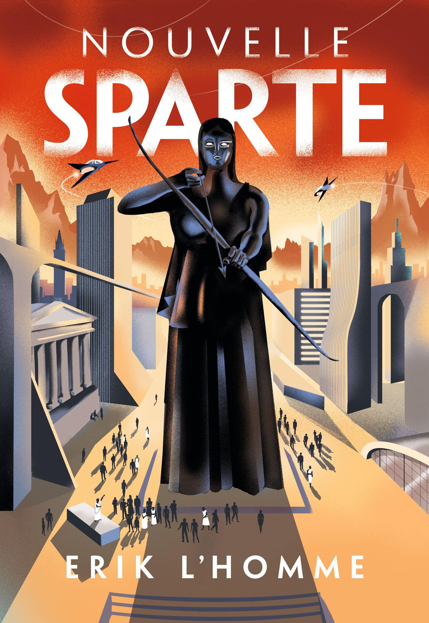 Nouvelle-Sparte | L'Homme, Erik