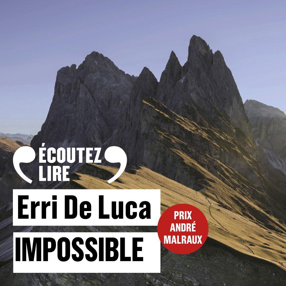 Impossible   De Luca, Erri. Auteur