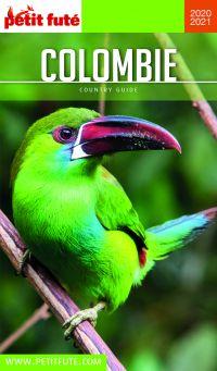Image de couverture (COLOMBIE 2020/2021 Petit Futé)