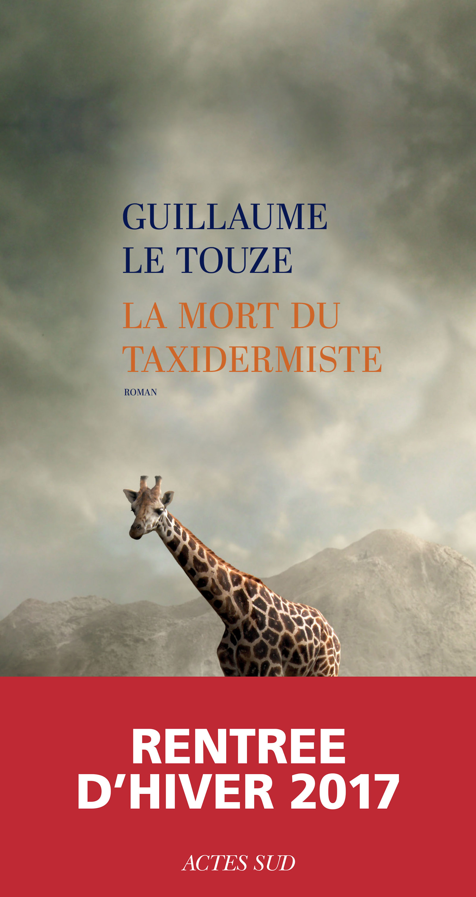 La Mort du taxidermiste