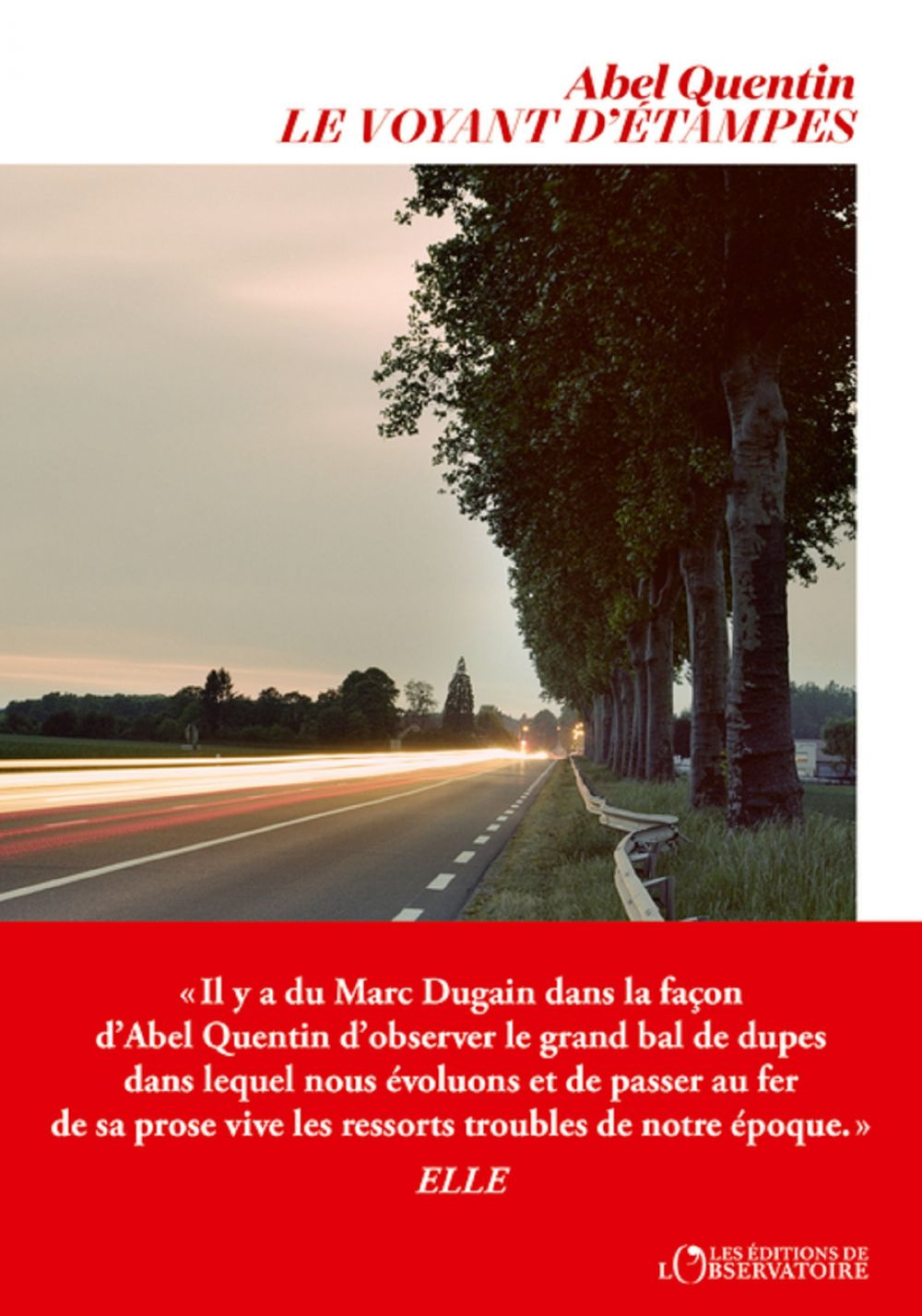 Le Voyant d'Étampes   Quentin, Abel. Auteur