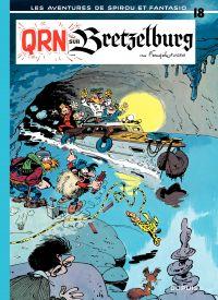 Spirou et Fantasio. Volume 18, QRN sur Bretzelburg