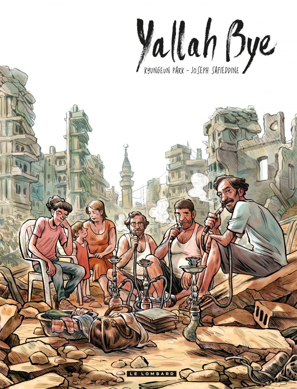 Yallah Bye | Safieddine, Joseph (1986-....). Auteur