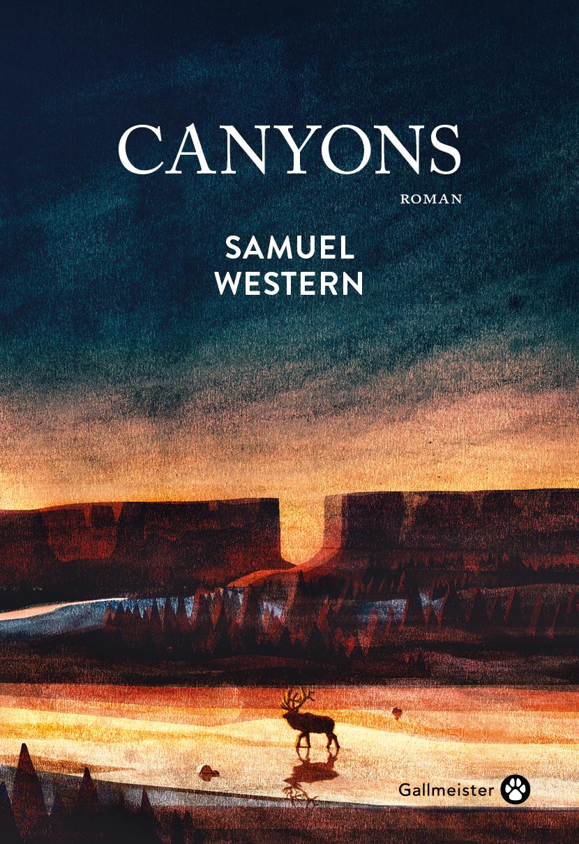 Canyons | Western, Samuel. Auteur