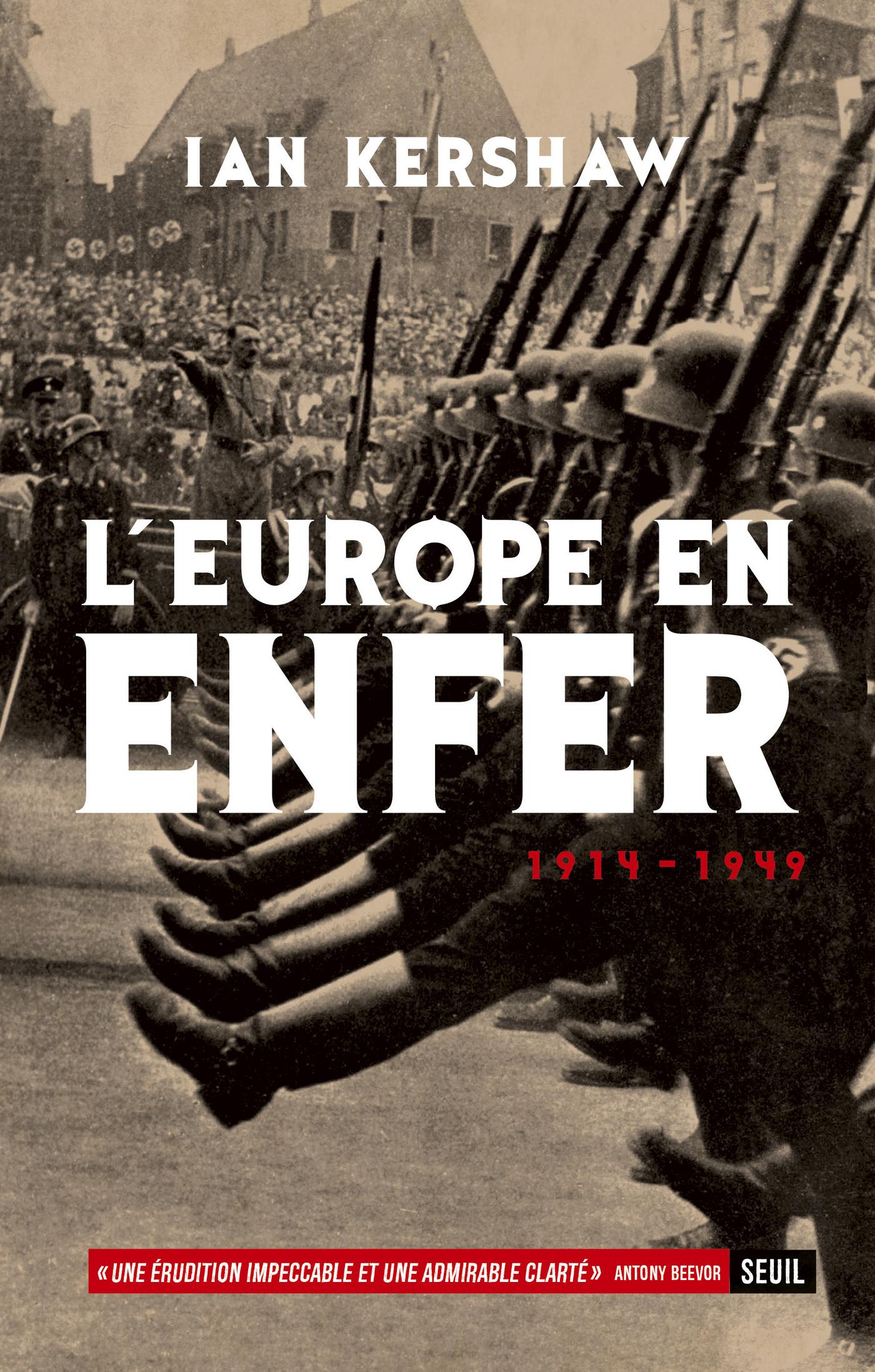 L'Europe en enfer (1914-1949)