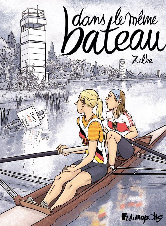 Dans le même bateau | Zelba, . Auteur