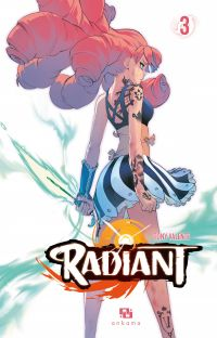 Radiant - Tome 3 | Tony Valente, . Illustrateur