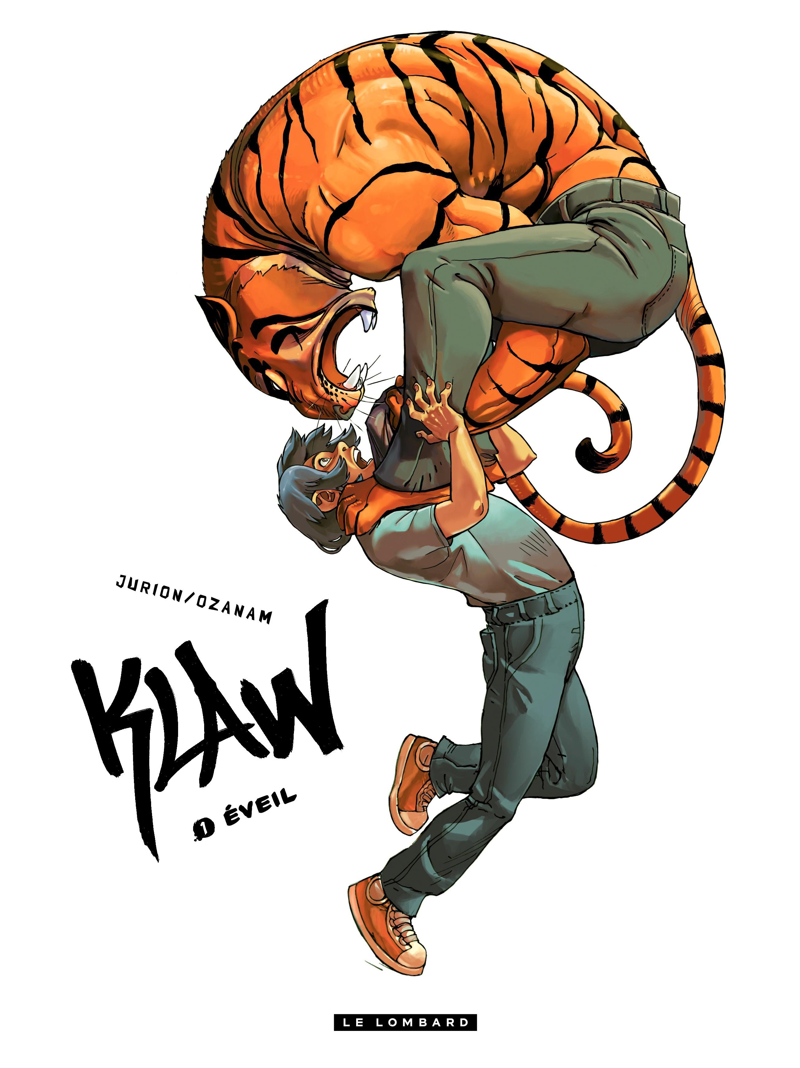 Klaw – tome 1 - Éveil