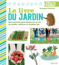 Cover image (Le livre du jardin)