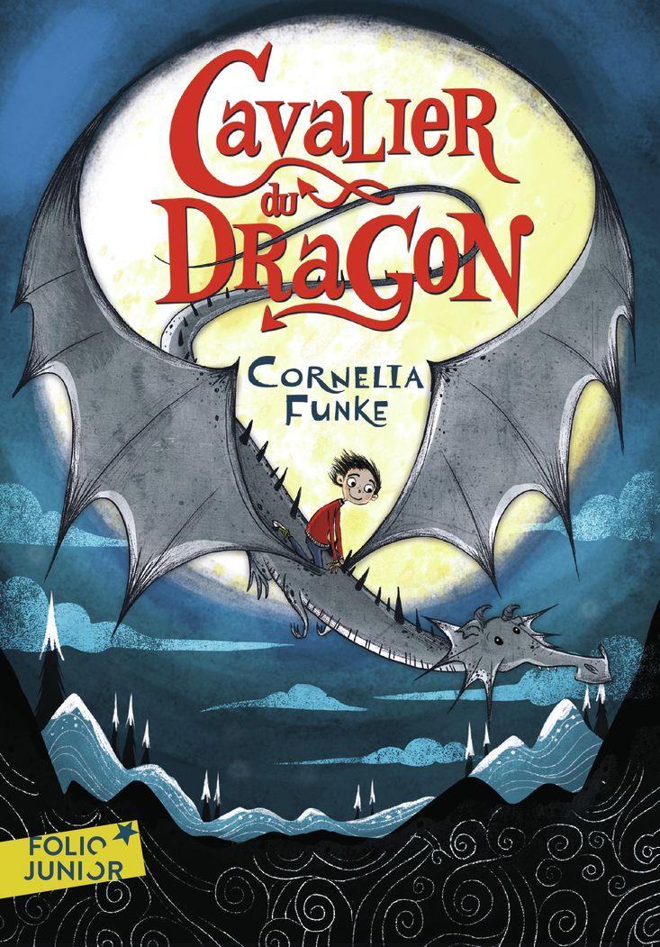 Cavalier du dragon (Tome 1) | Funke, Cornelia. Auteur