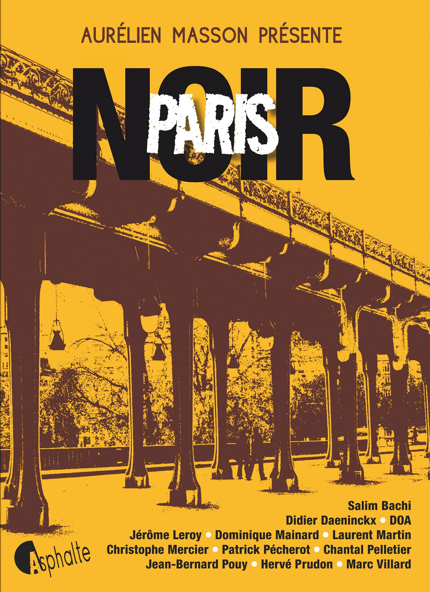 Paris noir   Masson, Aurélien