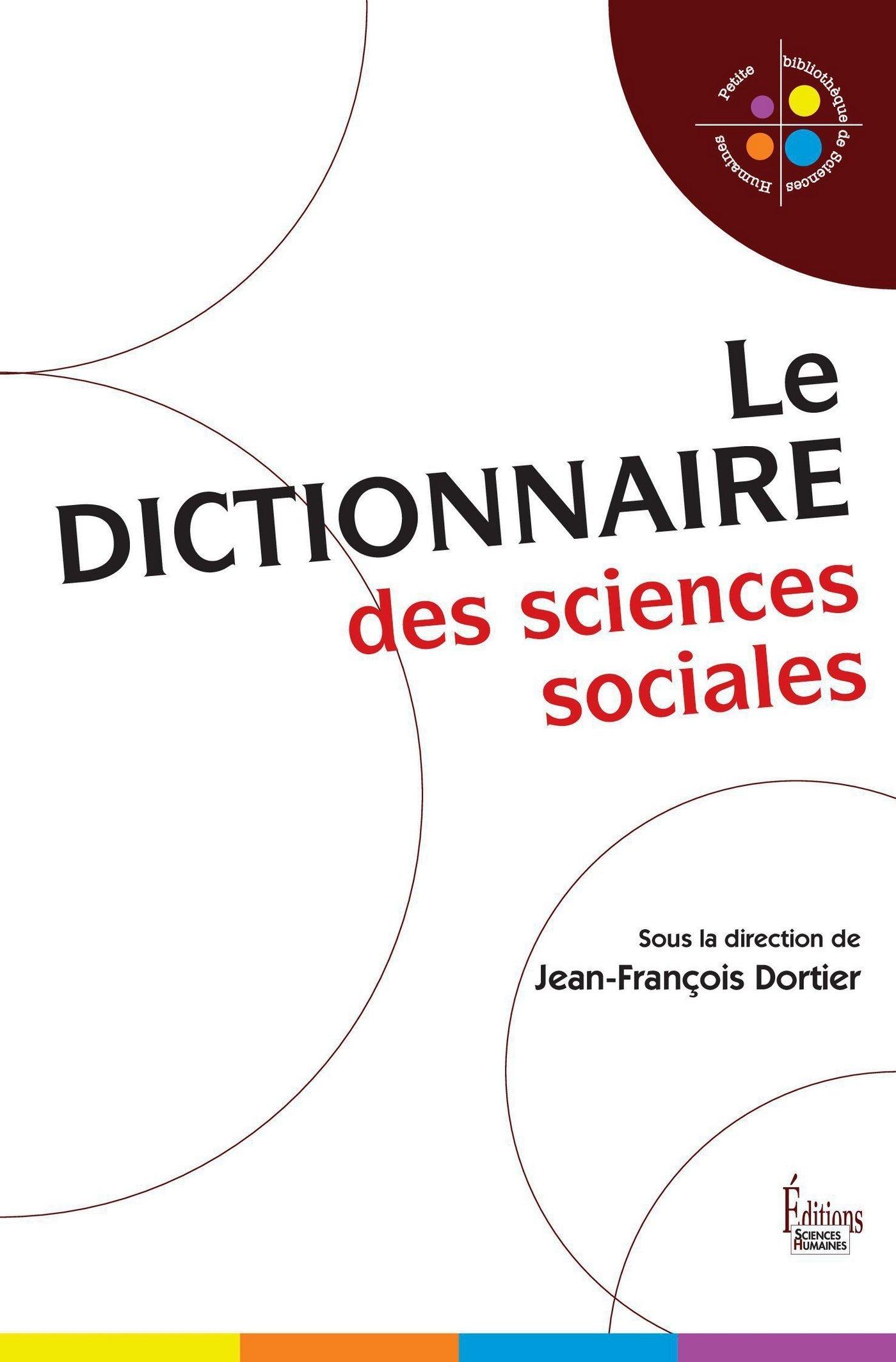 Dictionnaire des sciences sociales