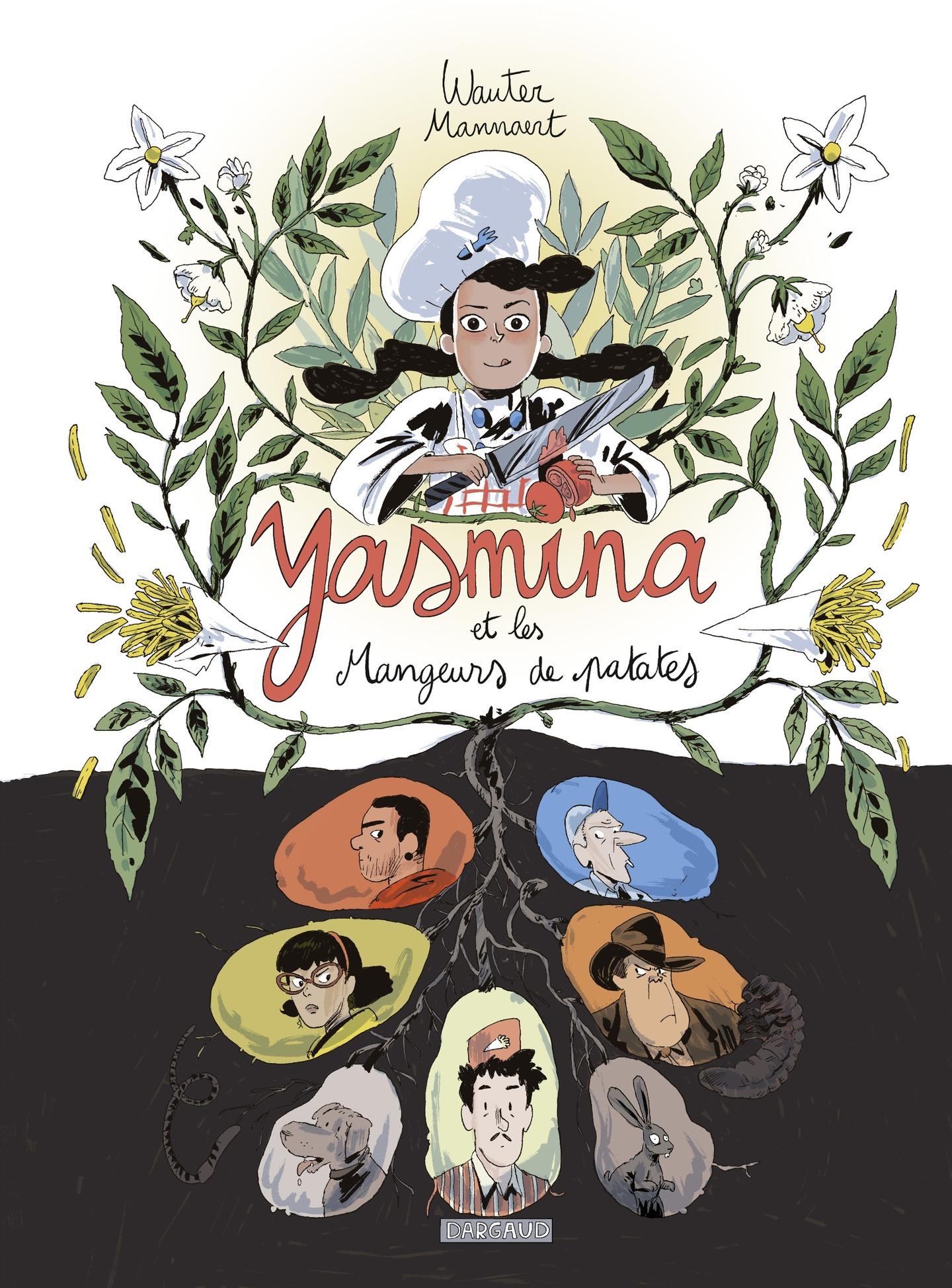 Yasmina et les mangeurs de ...