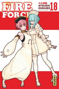 Fire Force, tome 18